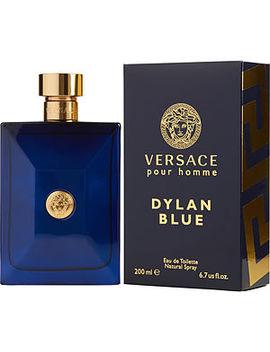 Versace Dylan Blue   Eau De Toilette Spray 6.7 Oz by Gianni Versace