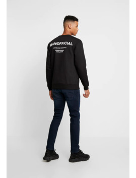 Man Official   Sweater by Boohoo Man
