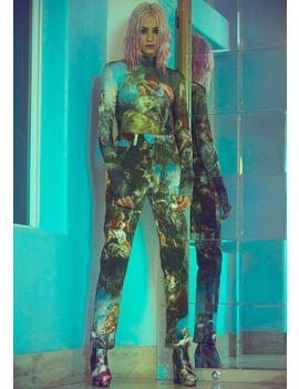 Da Vinci's Demons High Waist Jeans by Current Mood