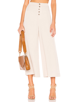 Trula Pant In Latte by Cupcakes And Cashmere