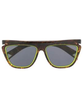 Ff Logo Square Sunglasses by Fendi Eyewear