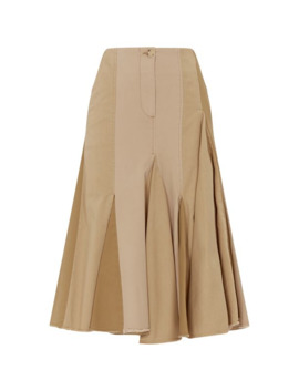 Pleated Skirt by Lanvin