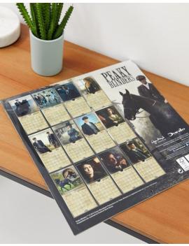 Peaky Blinders Calendar by Asos