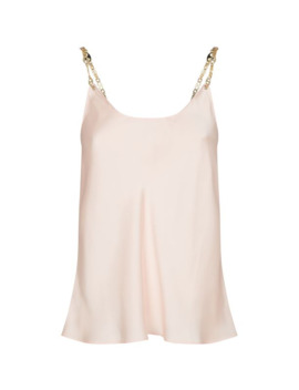 Satin Chain Cami Top by Paco Rabanne