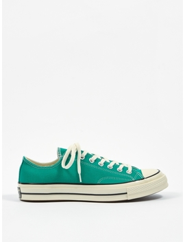 Chuck Taylor All Star 70 Ox   Bold Jade/Egret by Converse