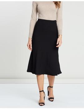 Amanda A Line Skirt by Forcast