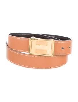 Vintage Reversible Belt Kit by Hermès