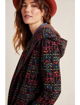 Kerry Wool Coat by Field Flower