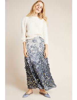 Fleur Maxi Skirt by Not So Serious By Pallavi Mohan