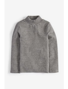 Turtle Neck Long Sleeve Top (3 16yrs) by Next