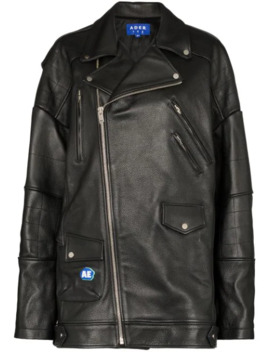 Oversized Biker Jacket by Ader Error