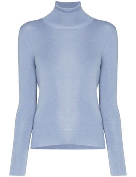 Turtleneck Knitted Jumper by Prada