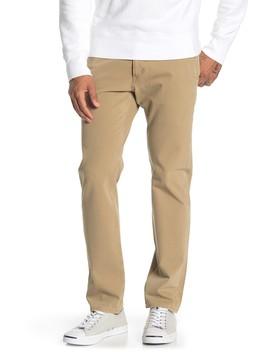 Alpha Knaki Smart Flex Slim Tapered Leg Pants by Dockers