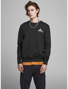 Vorder  Und RÜckenprint Sweatshirt by Jack & Jones