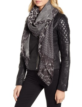 Patchwork Scarf by Allsaints