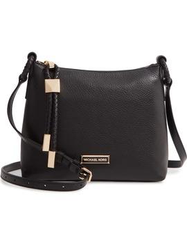 Large Lexington Leather Shoulder Bag by Michael Michael Kors