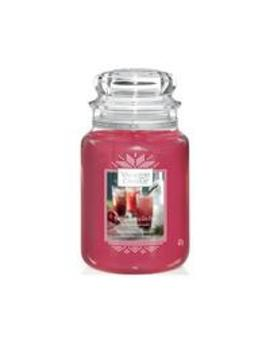 Classic Large Jar Candle – The Alpine Christmas Collection, Pomegranate Gin Fizz by Yankee Candle