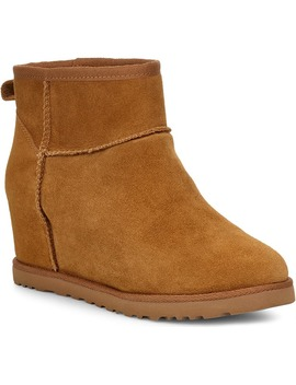 Classic Femme Mini Wedge Bootie by Ugg