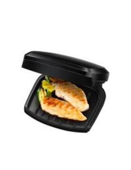23400 2 Portion Compact Grill With Free Extended Guarantee* by George Foreman