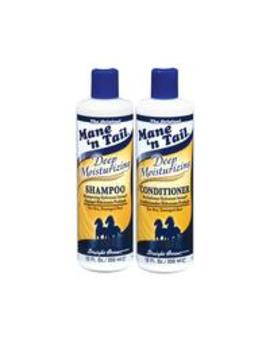 Deep Moisturizing Shampoo & Conditioner by Mane 'n Tail