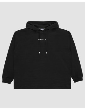 Logo Hooded Tee by Alyx