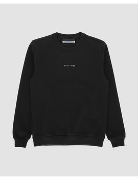 Logo Crewneck Sweatshirt by Alyx