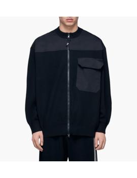 Nylon Knit Bomber by Y 3