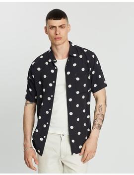 Dot Short Sleeve Shirt by Neuw