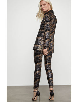 Camo Sequin Leggings by Bcbgmaxazria