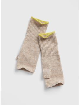 Fingerless Gloves by Gap