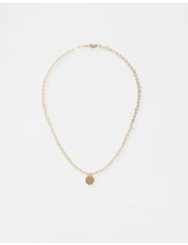 Perlenkette Mit Anhänger by Pull & Bear