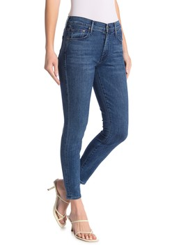 The Looker Ankle Jeans by Mother