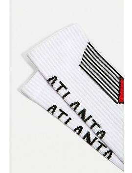 "Urban Outfitters – Weiße Socken ""Atlanta"",1er Set by Urban Outfitters Shoppen"
