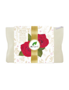 Dr Organic Rose Otto Facial Luxury Gift Set by Dr Organic Rose Otto Facial Luxury Gift Set