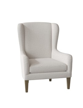 Katie Wingback Chair by Rosalind Wheeler