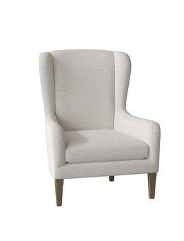 Katie Wingback Chair by Rosalind Wheeler