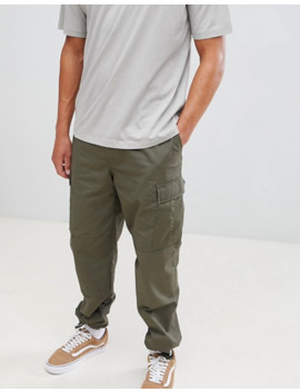 Reclaimed Vintage Revived Military Cargo Trousers by Reclaimed Vintage Revived