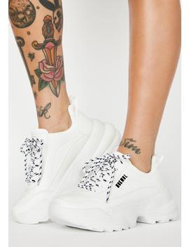 Poppy Chunky Sneakers by Nokwol