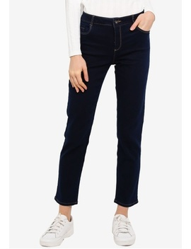 Indigo Ellis Slim Jeans by Dorothy Perkins