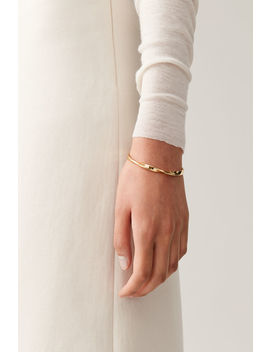Twisted Bangle by Cos