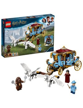 Lego Harry Potter Beauxbatons' Carriage: Arrival At Hogwarts 75958 (403 Pieces) by Lego