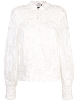 Bismarck Embroidered Blouse by Alexis