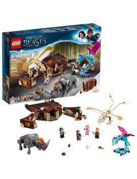Lego Harry Potter Newt's Case Of Magical Creatures 75952 by Lego