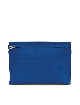 T Pouch 				 				 				 				 				 				 				Electric Blue by Loewe