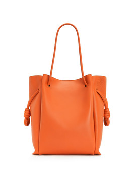 Flamenco Knot Tote 				 				 				 				 				 				 				Ginger Color by Loewe