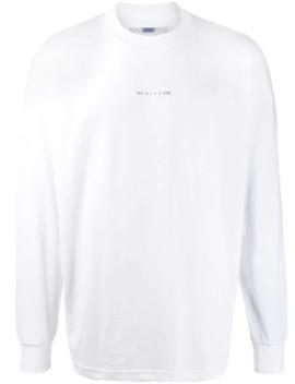 Langarmshirt Mit Logo by 1017 Alyx 9 Sm