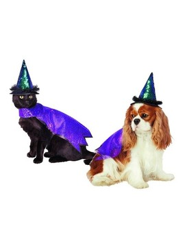 Witch Dog Costume   M/L   Hyde & Eek! Boutique™ by Hyde & Eek! Boutique