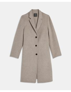 Double Faced Coat by Theory