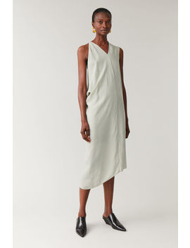 Smooth Draped Dress by Cos