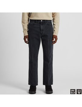 Herren U Gerade Jeans by Uniqlo